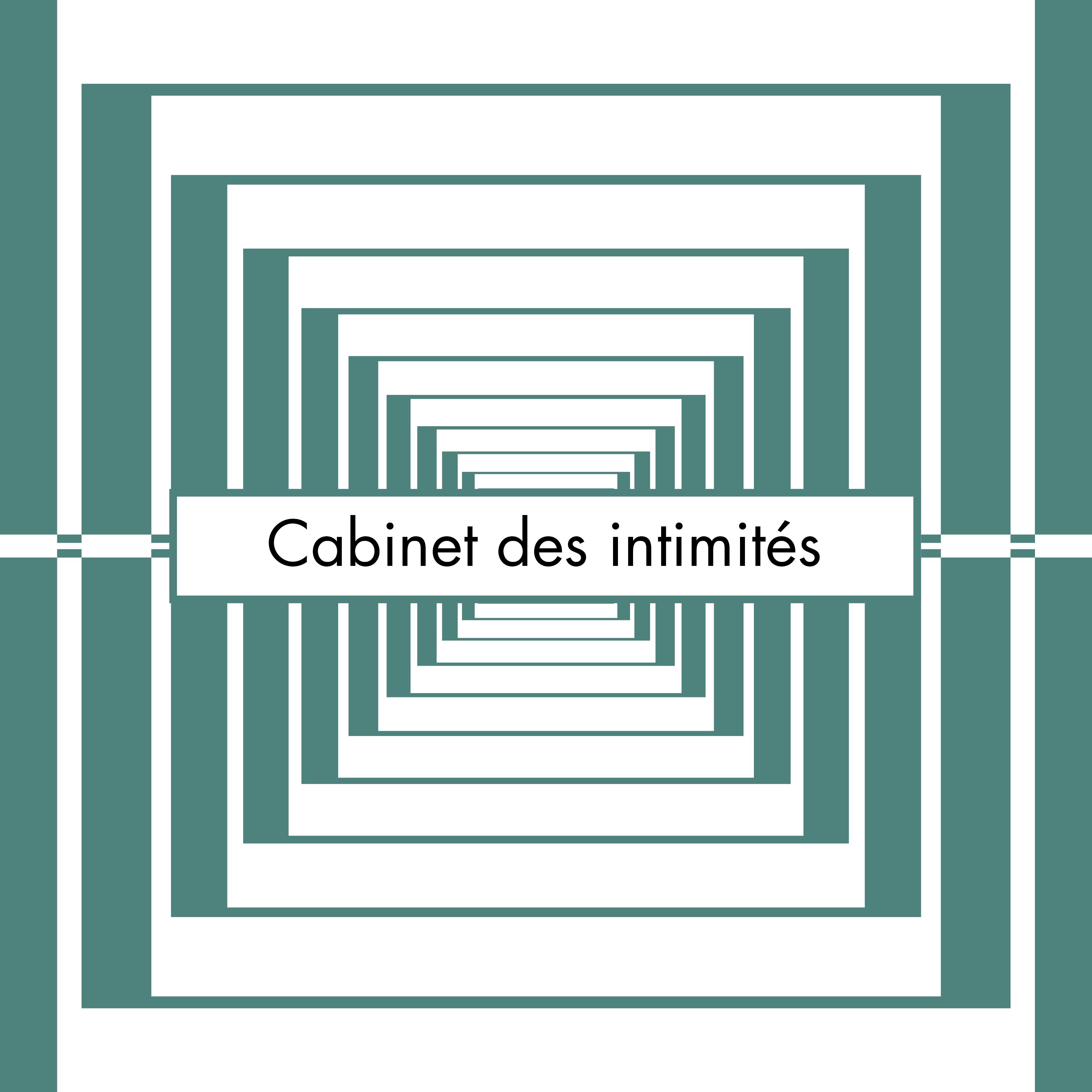 Visuel Cabinet des intimités